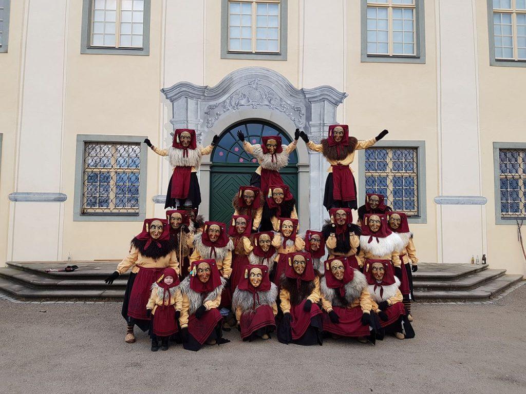 Hyperaktivhexen am 06.01.2018 - Schloss Tettnang